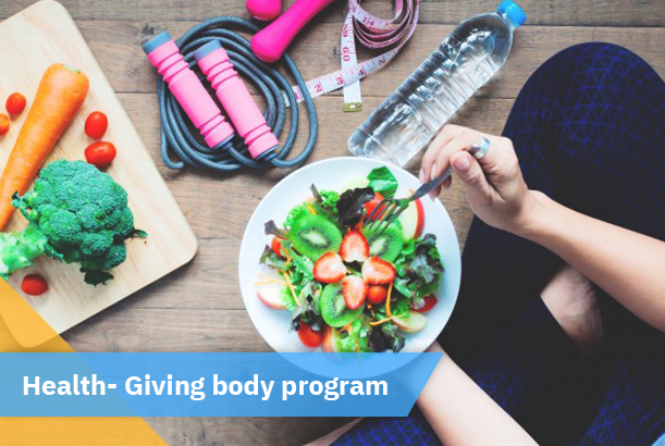 Health- giving body program