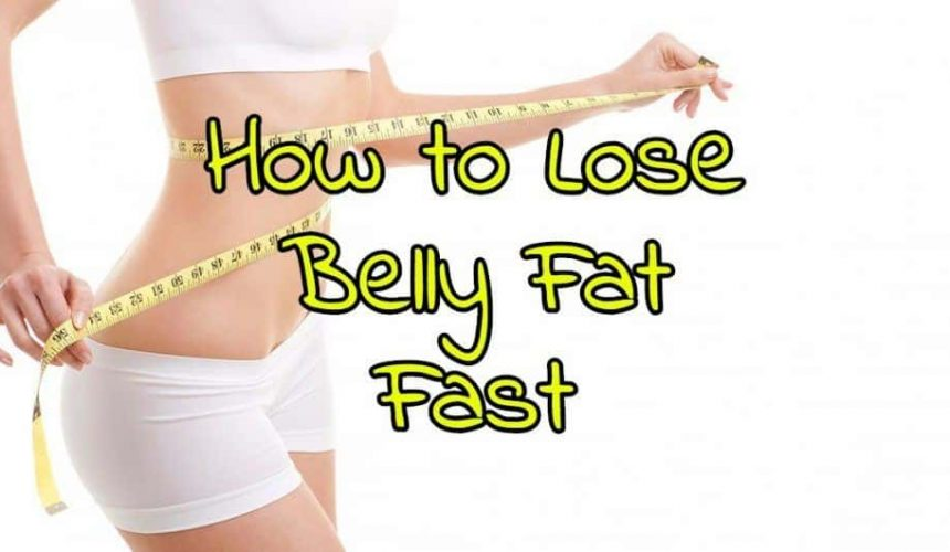 HOW TO REDUCE YOUR BELLY FAT